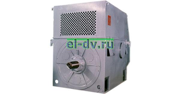 Электродвигатель АК4-400 с фазным ротором IP23 6000 Вольт