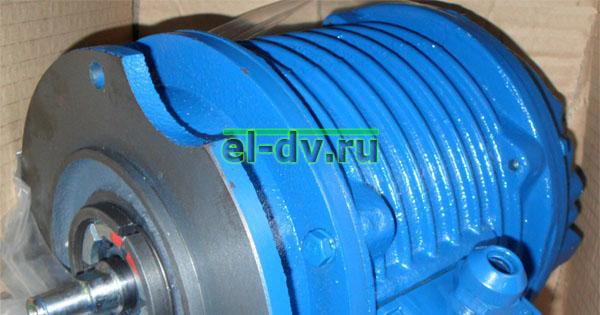 Электродвигатель для тельферов и кранбалок