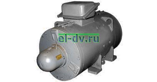 Электродвигатель постоянного тока 2ПН280М