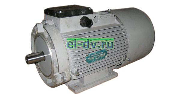 Электродвигатель 4ПО112 постоянного тока для станка с чпу