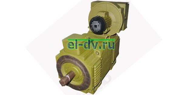 Электродвигатель 4ПФ160 постоянного тока для станков
