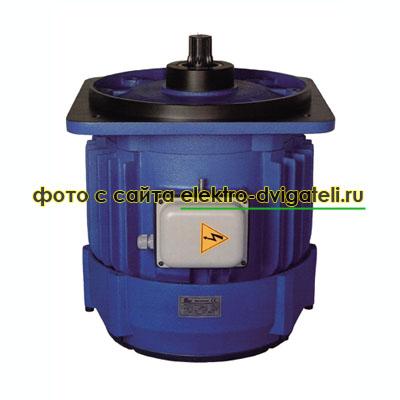 Электродвигатели СТ для тельферов и кранбалок производства Болгарии