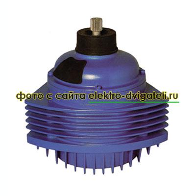 Электродвигатель KG Al производства Болгарии для тельферов