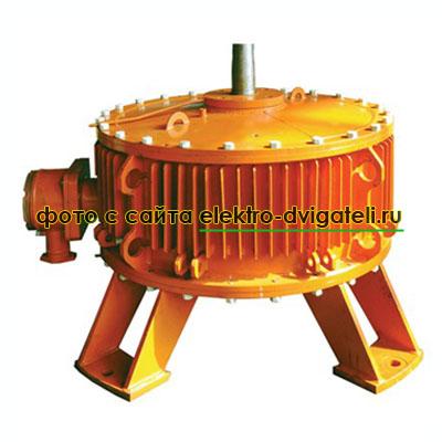 Взрывозащищенный электродвигатель ВАСО