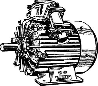 Электродвигатель ВАО