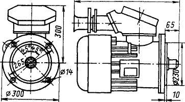 Электродвигатель ВАОБ