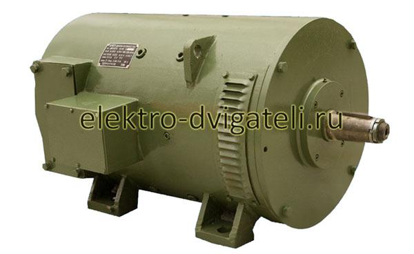 Электродвигатель ДПЭ-52 для экскаваторов