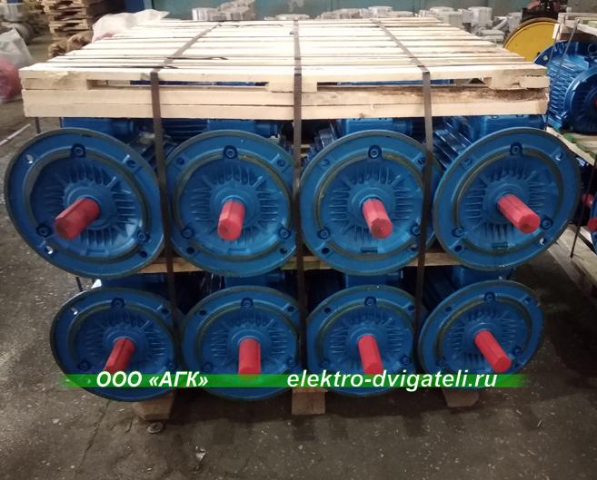 Электродвигатели 15 кВт трехфазные