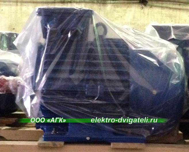 Электродвигатели 200 кВт