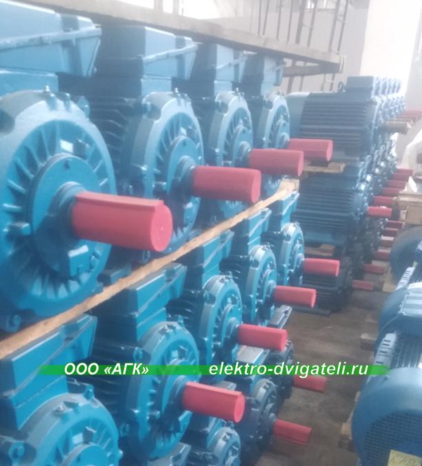 Электродвигатели 22 кВт