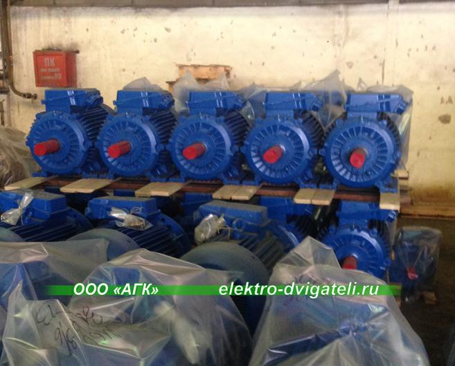 Электродвигатели 5 кВт j
