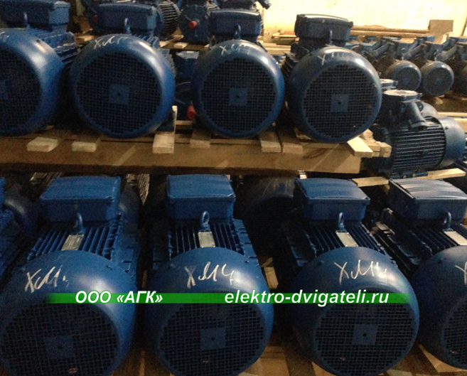 Электродвигатели 7 кВт