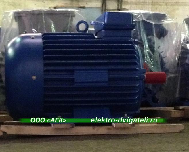 Электродвигатели 90 кВт