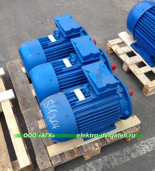 Электродвигатели АИР132S4