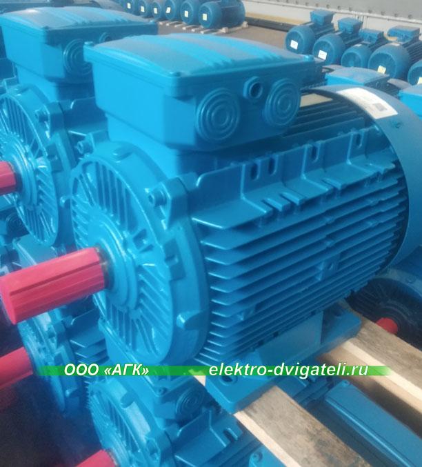 Электродвигатели АИР160М2