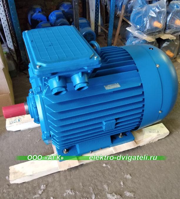 Электродвигатели АИР160М8