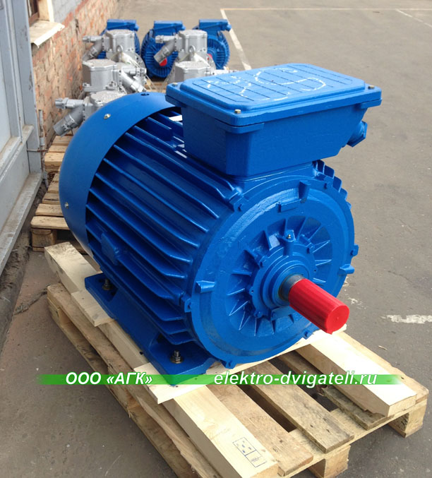 Электродвигатели АИР160S2