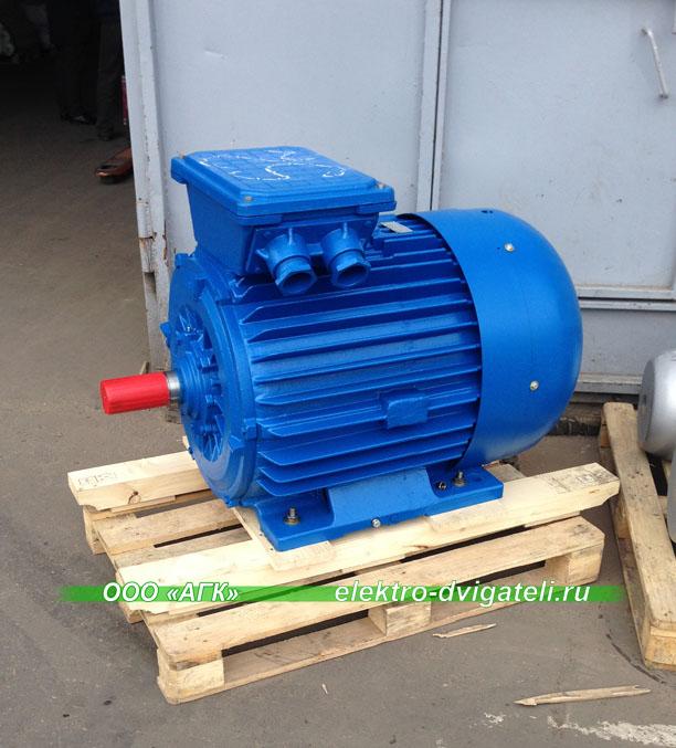 Электродвигатели АИР180S2