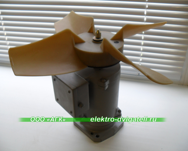 Электродвигатели 2ДАТ-100-250