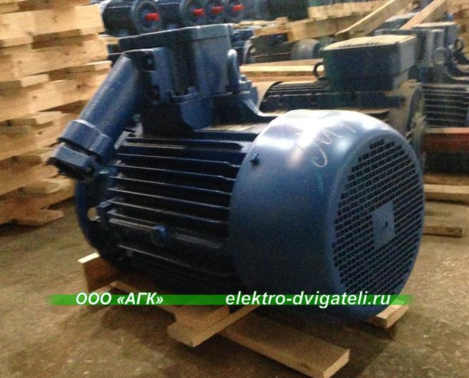 Электродвигатели ВА 110 кВт