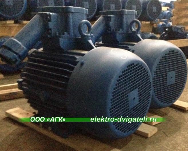 Электродвигатели ВА 132 кВт