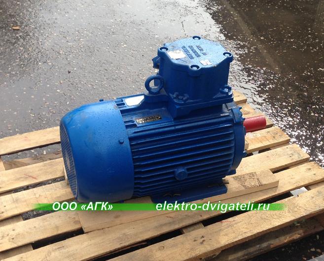 Электродвигатели ВА 15 кВт