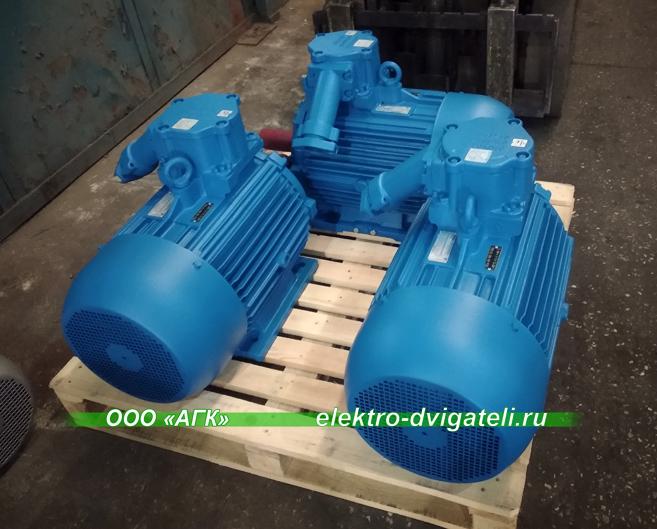 Электродвигатели ВА 18 кВт