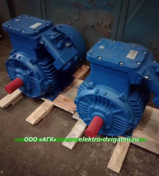Электродвигатели ВА 22 кВт
