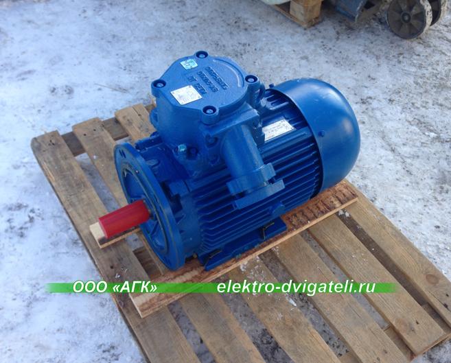 Электродвигатели ВА 4 кВт