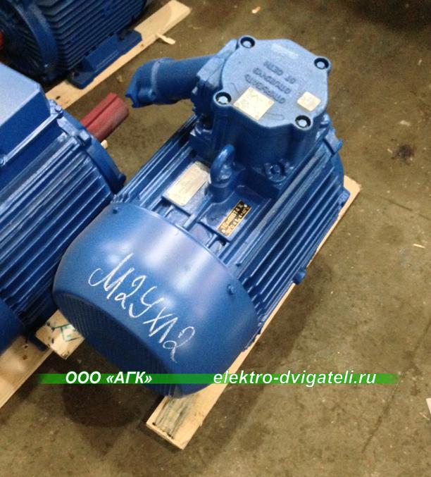 Электродвигатели ВА 45 кВт