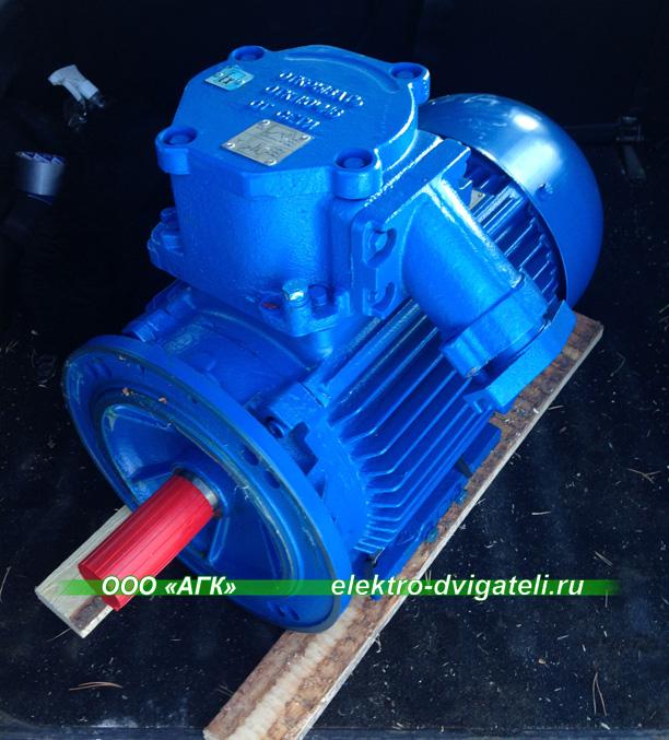 Электродвигатели ВА 5 кВт
