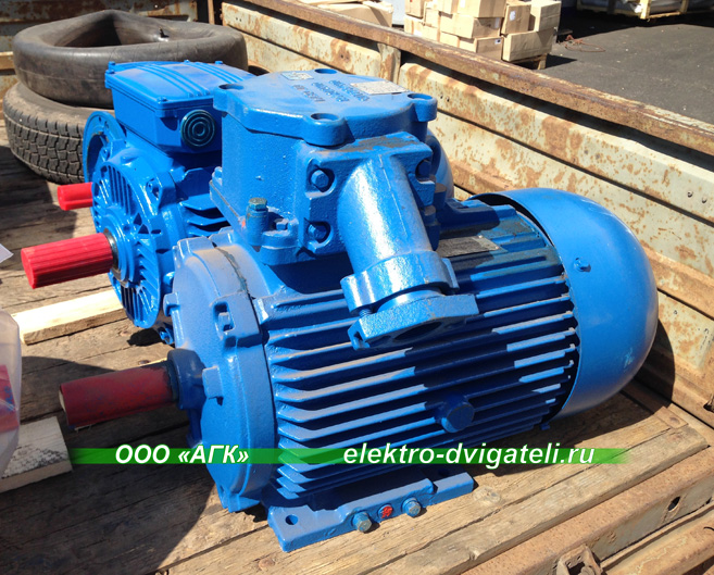 Электродвигатели ВА 55 кВт