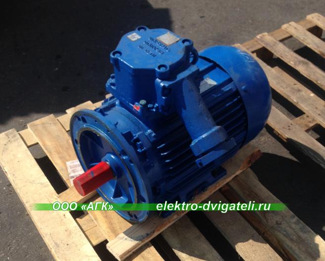 Электродвигатели ВА 7 кВт