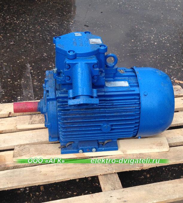 Электродвигатель ВА200М2