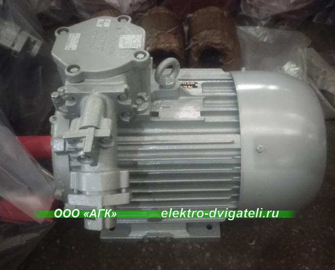 Электродвигатели ВРА 110 кВт