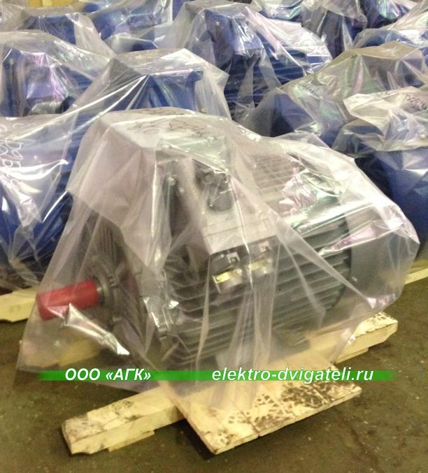 Электродвигатели ВРА 132 кВт