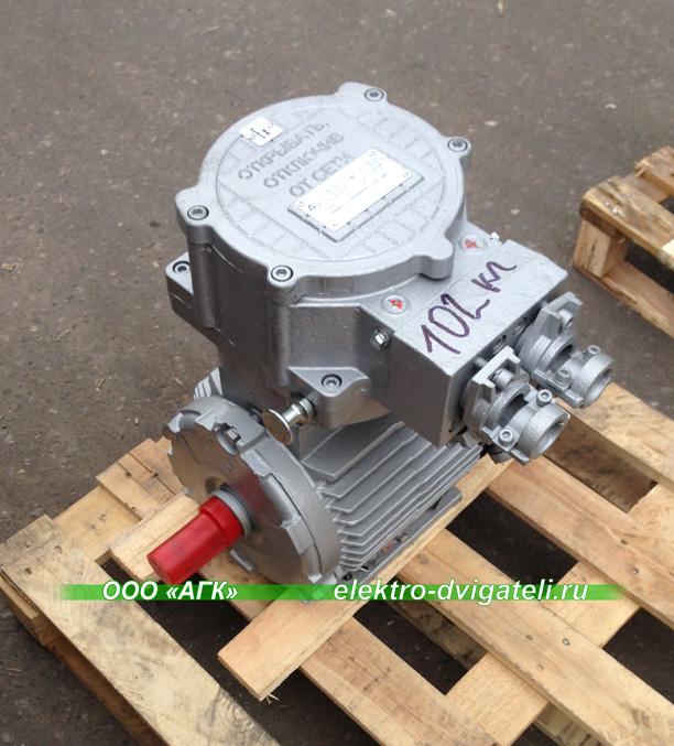 Электродвигатели ВРА 15 кВт