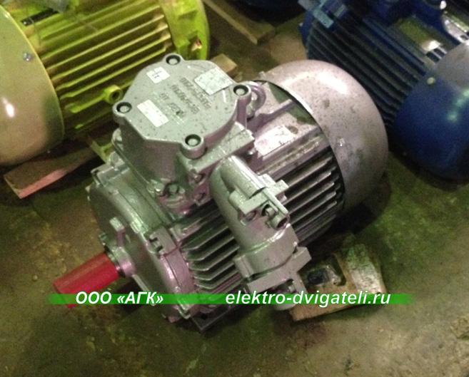 Электродвигатели ВРА 18 кВт