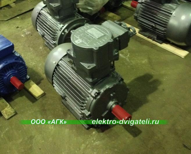 Электродвигатели ВРА 22 кВт