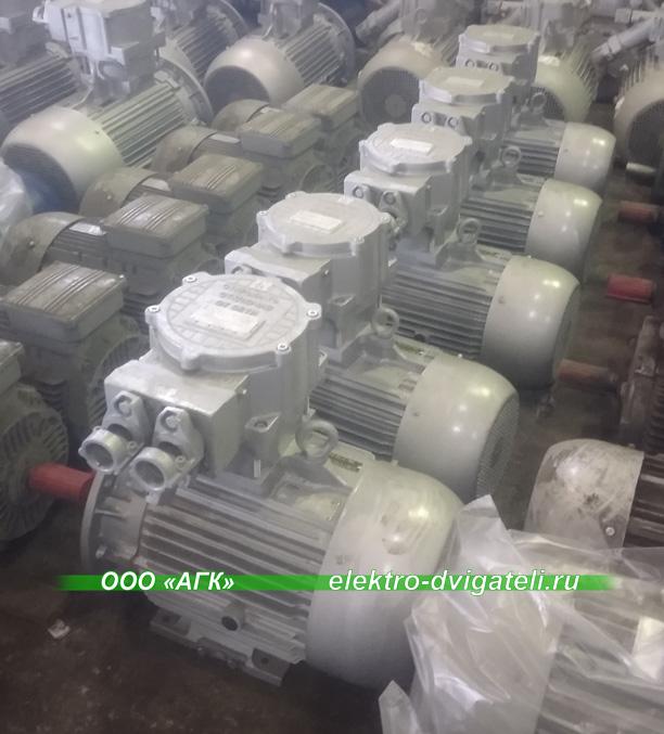 Электродвигатели ВРА 37 кВт
