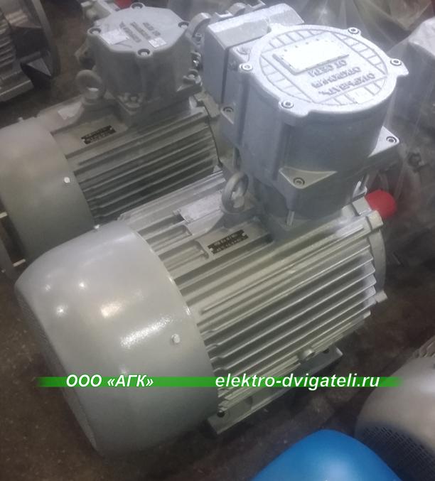 Электродвигатели ВРА 90 кВт