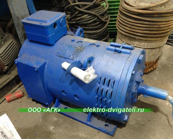 Электродвигатели 4ПБМ160МО4