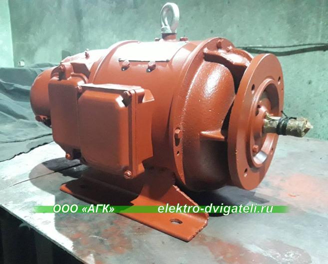 Электродвигатели ПБСТ-22М