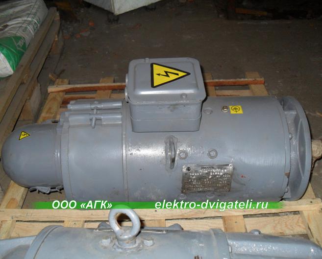 Электродвигатели ПБСТ-42М