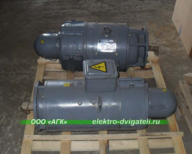 Электродвигатели ПБСТ-43М