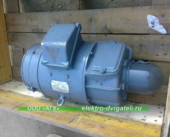 Электродвигатели ПБСТ-52М