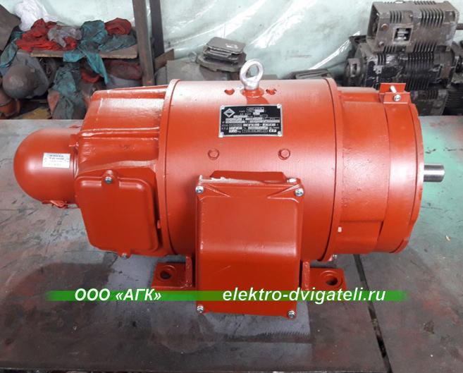 Электродвигатели ПБСТ-53М