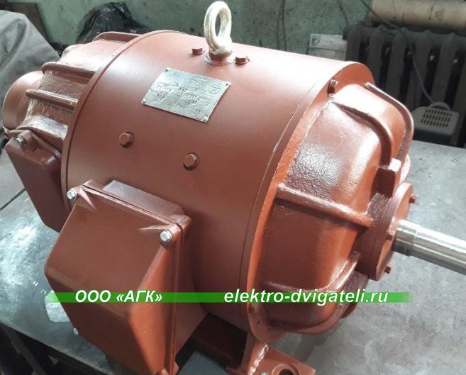 Электродвигатели ПБСТ-62М