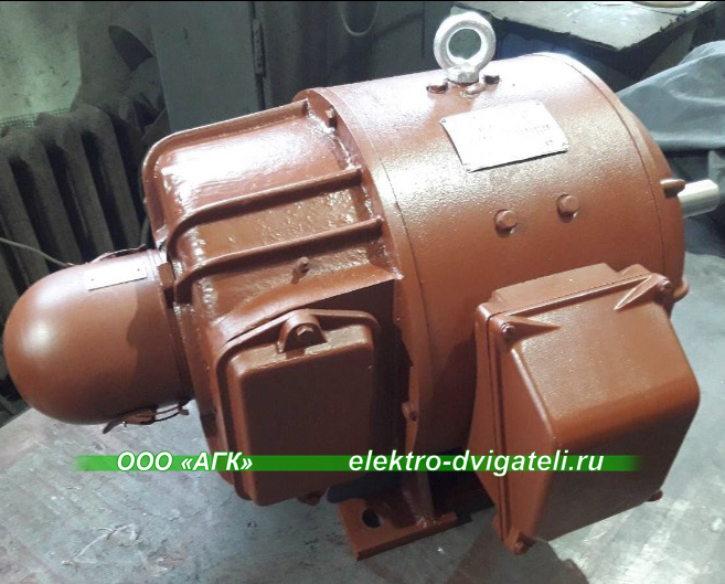 Электродвигатели ПБСТ-63М