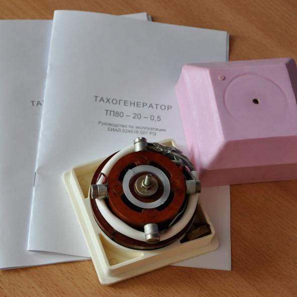 Тахогенератор ТП-80